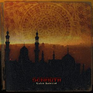 Senmuth - Cairo Ambient CD (album) cover