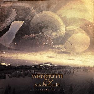 Senmuth - Ancestral Serbia (feat. Naakhum) CD (album) cover