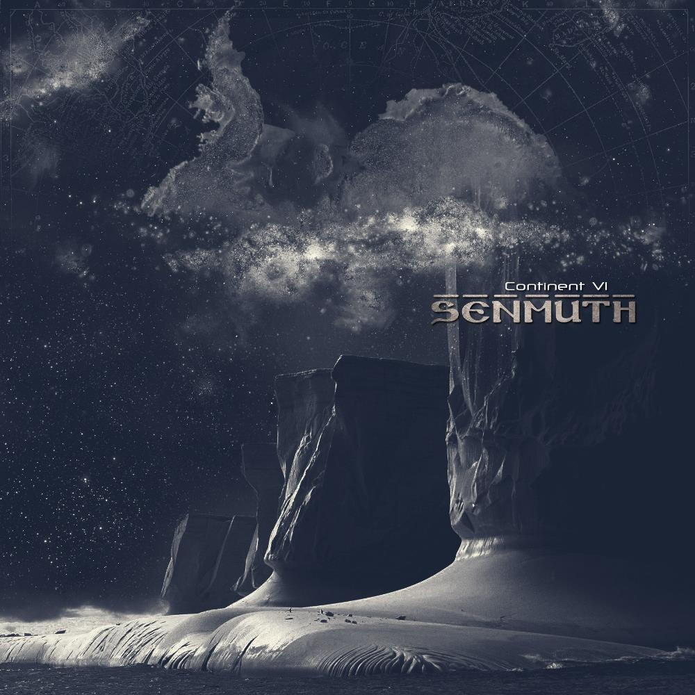Senmuth - Continent Vi CD (album) cover