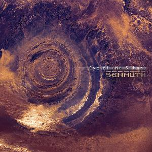 Senmuth - Eye Of The Sahara CD (album) cover