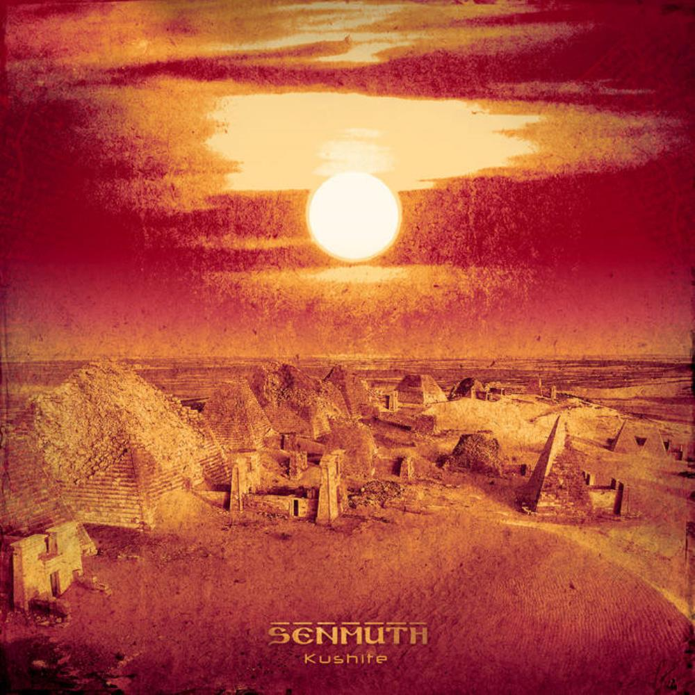 Senmuth - Kushite CD (album) cover