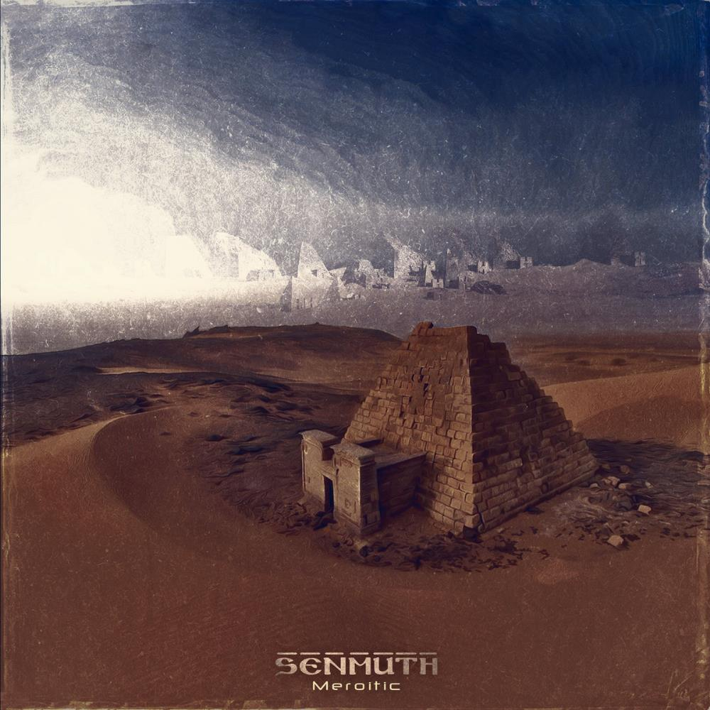 Senmuth - Meroitic CD (album) cover