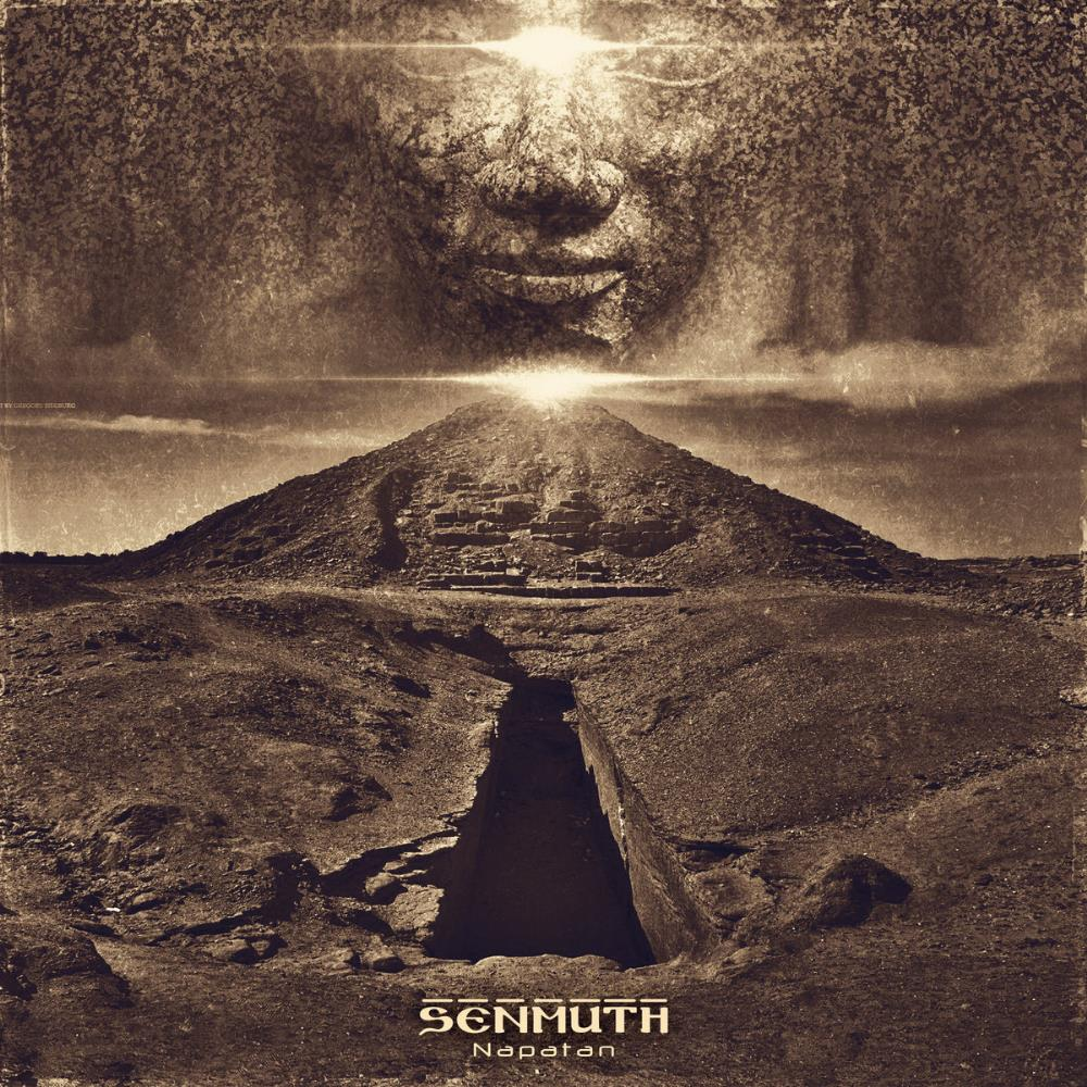 Senmuth - Napatan CD (album) cover