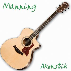 Guy Manning - Akoustik CD (album) cover