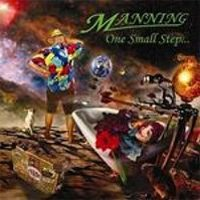 GUY MANNING - One Small Step... CD album cover