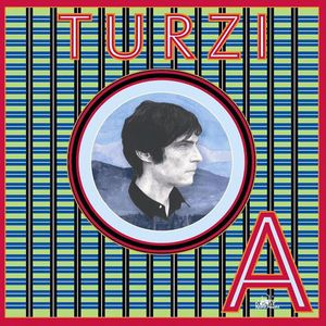 TURZI - A CD album cover