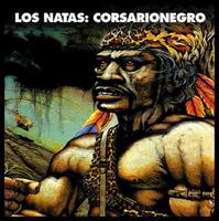 Los Natas - Corsario Negro CD (album) cover