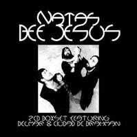 Los Natas - Bee Jesus CD (album) cover