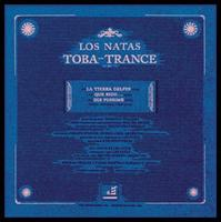 Los Natas - Toba Trance 1 CD (album) cover