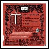 Los Natas - Toba Trance 2 CD (album) cover