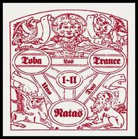 Los Natas - Toba Trance 1/2 CD (album) cover
