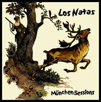 Los Natas - Munchen Sessions CD (album) cover