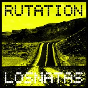 Los Natas - Rutation CD (album) cover