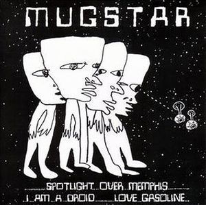 MUGSTAR - Spotlight Over Memphis CD album cover