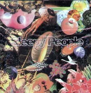 Sleepy People - Typhoid And Swans CD (album) cover