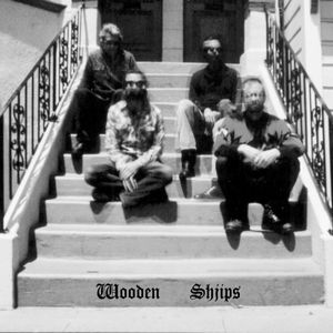 Wooden Shjips - Wooden Shjips CD (album) cover