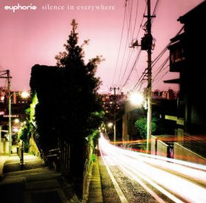 Euphoria - Silence Is Everywhere CD (album) cover