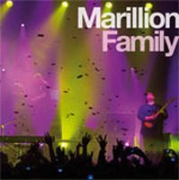 MARILLION - Family CD album cover