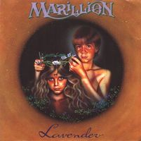 Marillion - Lavender CD (album) cover