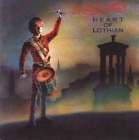 Marillion - Heart Of Lothian CD (album) cover