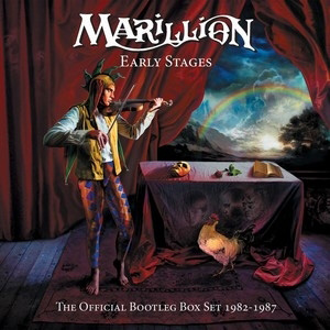 Marillion - Early Stages: The Official Bootlegs 1982-1987 CD (album) cover