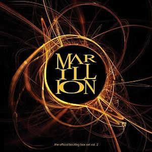Marillion - The Official Bootleg Box Set Vol 2 CD (album) cover