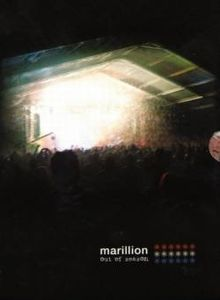Marillion - Out Of Season DVD (album) cover