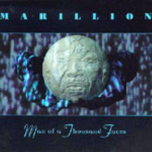 Marillion - Man Of A Thousand Faces CD (album) cover