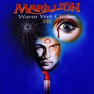 Marillion - Warm Wet Circles CD (album) cover