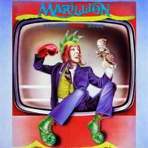 Marillion - Punch And Judy CD (album) cover