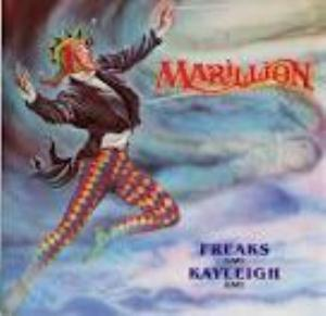 Marillion - Freaks CD (album) cover