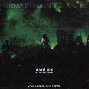 MARILLION - Seasons End Live CD album cover