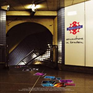 Marillion - Somewhere In London CD (album) cover