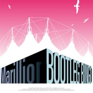 MARILLION - Bootleg Bingo CD album cover