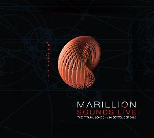 Marillion - Sounds Live CD (album) cover
