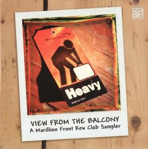 MARILLION - View From The Balcony (a Front Row Club Sampler) CD album cover