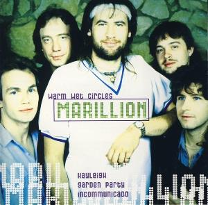 MARILLION - Warm Wet Circles CD album cover