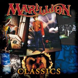 Marillion - Classics CD (album) cover