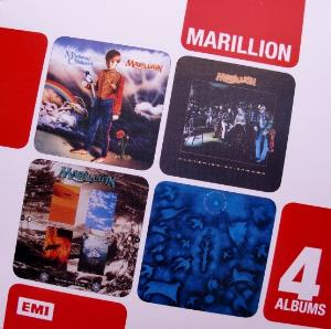 Marillion - 4 Albums CD (album) cover