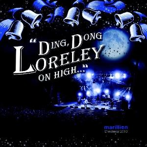 Marillion - Christmas 2010: Ding, Dong Loreley On High... CD (album) cover