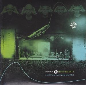 Marillion - Christmas 2011: Live At The German Space Day 2004 CD (album) cover