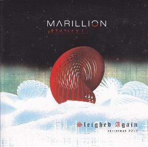Marillion - Christmas 2012: Sleighed Again CD (album) cover