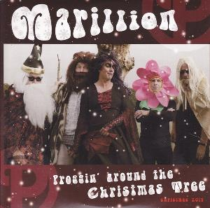 Marillion - Christmas 2013: Proggin' Around The Christmas Tree CD (album) cover