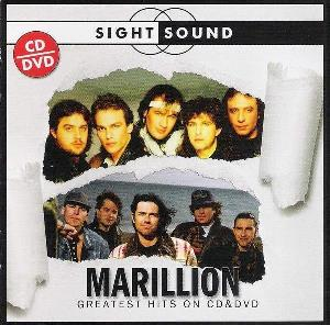 Marillion - Greatest Hits On Cd & Dvd CD (album) cover