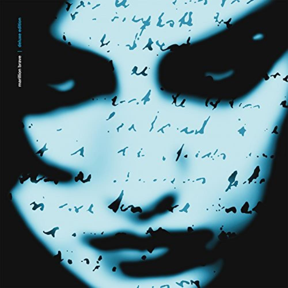 MARILLION - Brave (deluxe Edition, Limited Edition) CD album cover