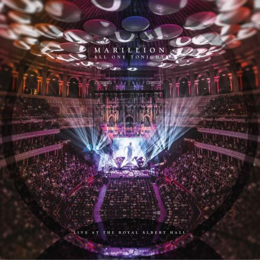 MARILLION - All One Tonight - Live At The Royal Albert Hall CD album cover