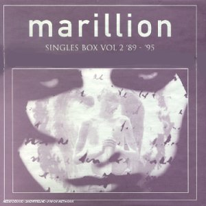 Marillion - The Singles '89- 95' CD (album) cover