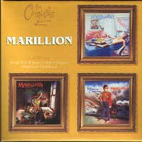 Marillion - The Originals CD (album) cover