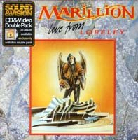 MARILLION - Live From Loreley CD album cover