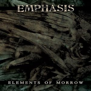Emphasis - Elements Of Morrow CD (album) cover